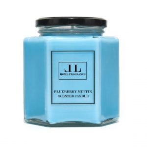 Blueberry Muffin Scented Candle