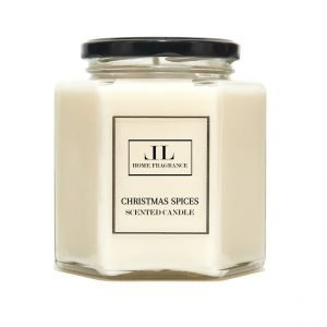 Christmas Spices Scented Candle