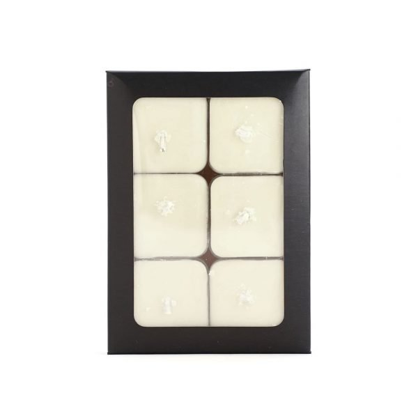 Coffee Scented Tea Light Candles