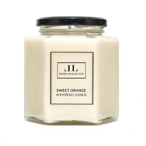 Sweet Orange Scented Candle