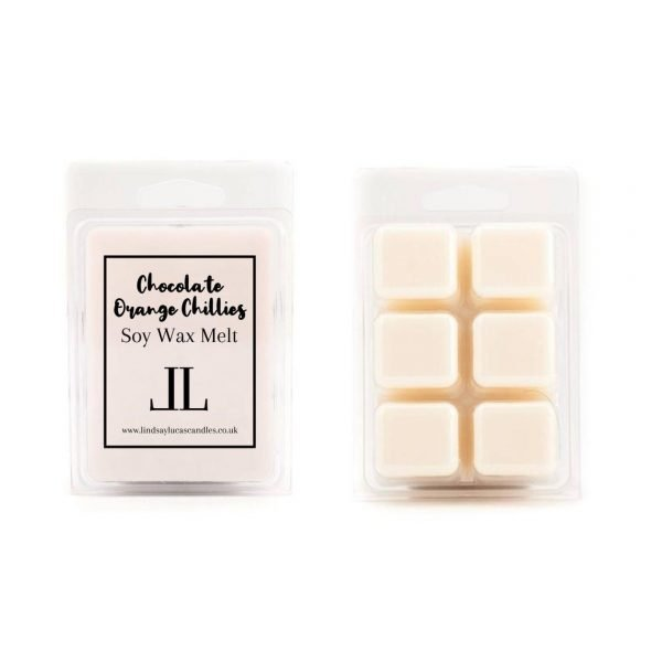 Chocolate and Orange Chilies Wax Melts