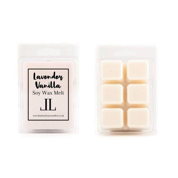 Lavender Vanilla Wax Melt