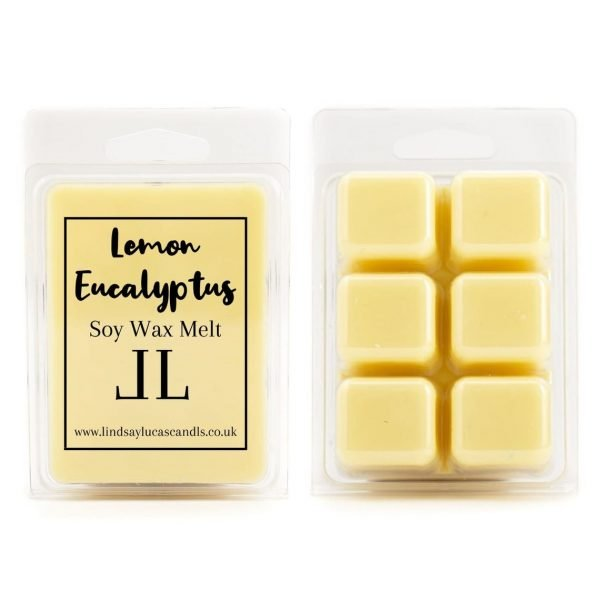 Lemon Eucalyptus Wax Melts