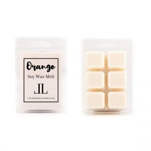 Orange Wax Melts
