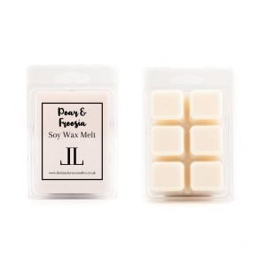 Pear and Freesia Wax Melts