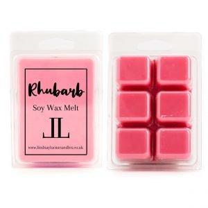 Rhubarb Wax Melts