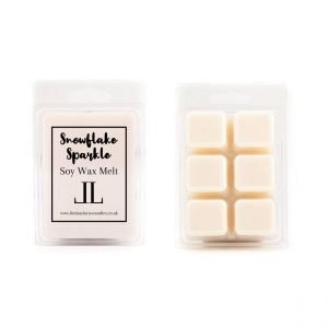 Snowflake Sparkle Wax Melts