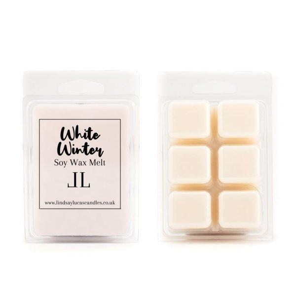 White Winter Wax Melts