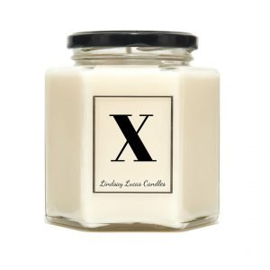 Alphabet Letter Scented Candle